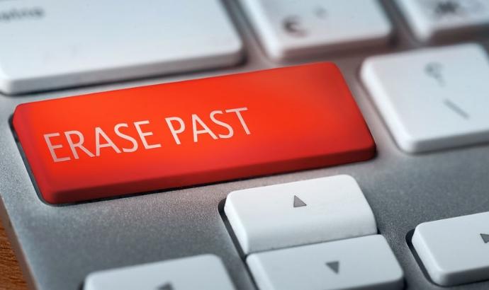 Geçmişe Sünger Çekmek: Unutulma Hakkı