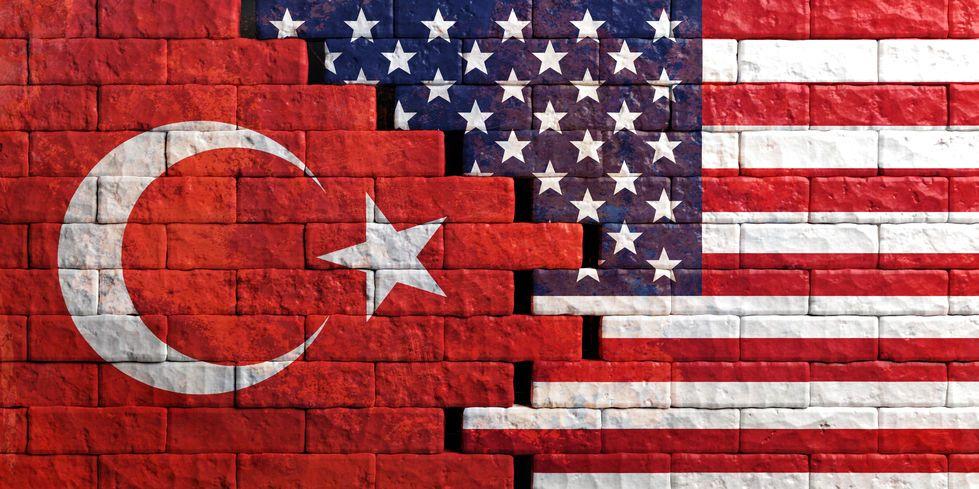 ABD Türkiye'ye Yaptırım Uygulanmasına Yeşil Işık Yaktı!