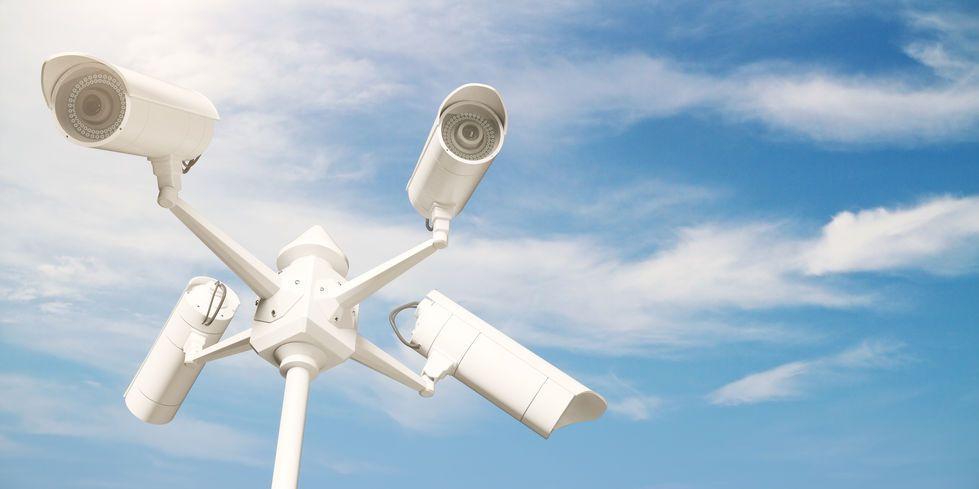 Biri Bizi Hukuka Aykırı Gözetliyor: MOBESE Kameraları
