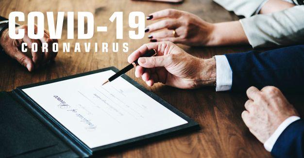 COVİD-19 Salgınının Tarafların Sözleşme Öncesi ve Sözleşmesel Sorumluluğa Etkisi İle Sipariş Kavramı