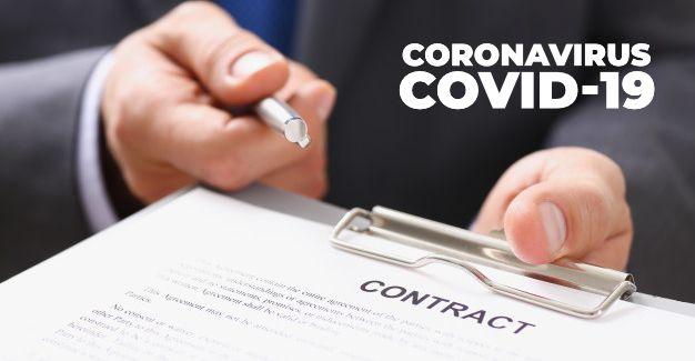 COVID-19'un Sözleşmelere Etkisi